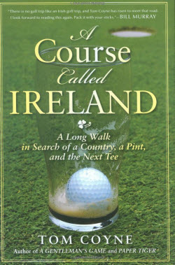 Golf book, A course called Ireland