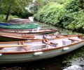 The Ring of Kerry, Boats at Ross Castle