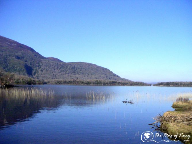 Middle Lake Killarney, The Ring of Kerry