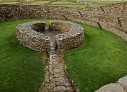 Cahergall Stone Fort, Kerry