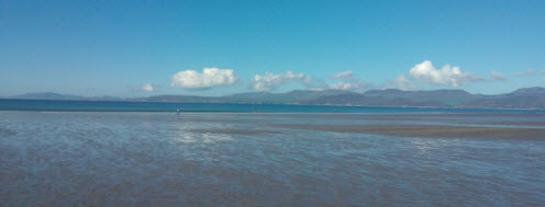Rosseigh beach on The Ring of Kerry