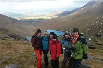 Carrauntoohil Peak Guided Hiking Tour
