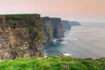 3-Day Cork, Blarney Castle, Ring of Kerry and Cliffs of Moher Rail Trip